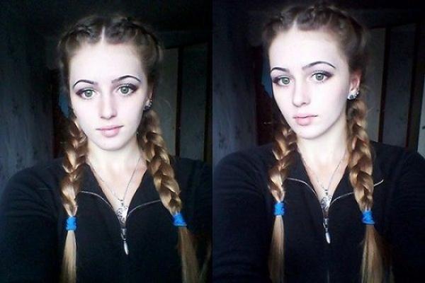 Эта хрупкая девушка совсем не та, кем кажется.