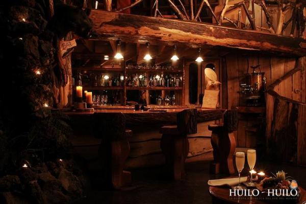 Сказочный отель, для любителей эко-туризма.