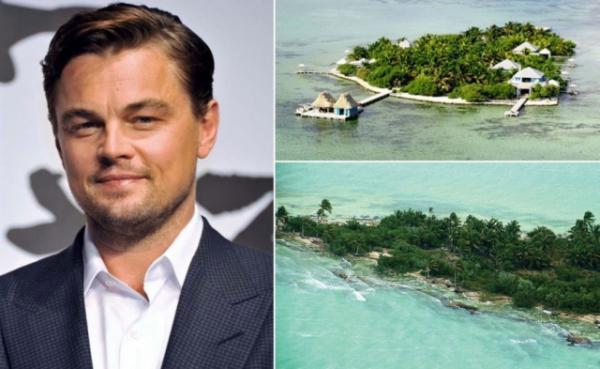 10 частных островов с знаменитыми владельцами