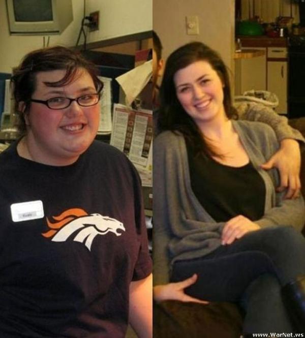 Девушки, бросившие вызов лишним килограммам