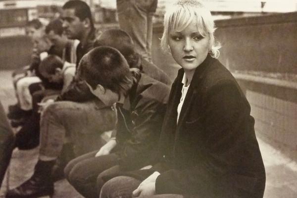 Как выглядели скинхеды в 80-х, когда эта субкультура еще не была столь… агрессивной. (41 фото)