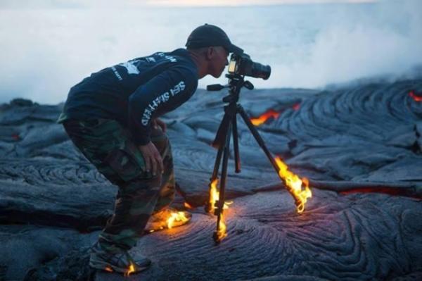 20 фотографов, готовых на все ради хорошего кадра