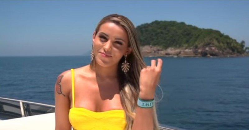 3. Kiwi бразилия, видео, транс, холостяк, шоу