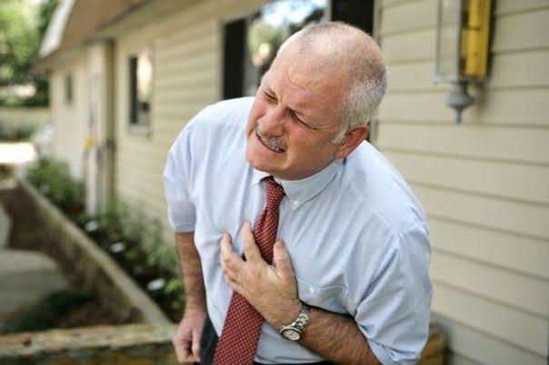 Как пережить инфаркт, когда рядом ни кого нет.