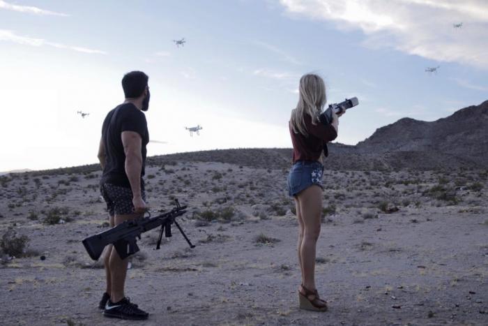 Охота на дронов - Ден Билзерян