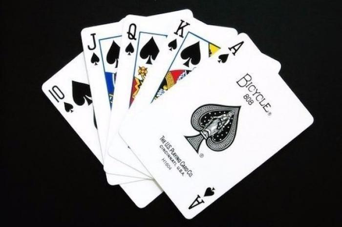 Реальная история, которая случилась за столом покера!