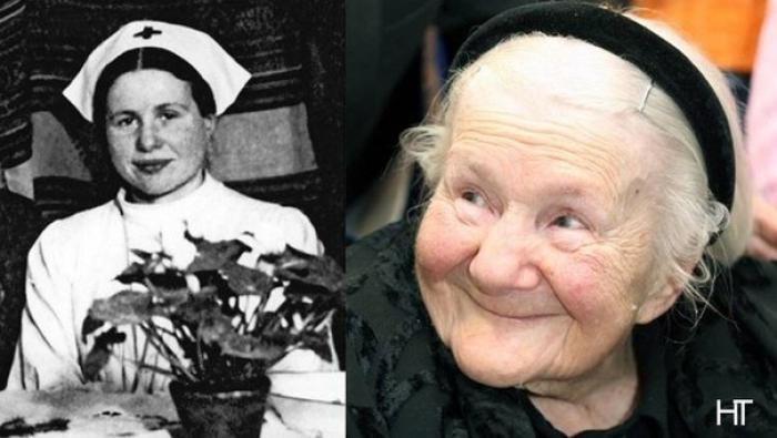 Ирена Сендлер - немка, которая спасла около 2500 детей.
