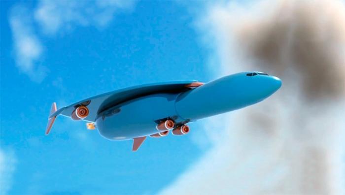 Из Лондона в Нью-Йорк за один час! Новая разработка Airbus стала настоящим прорывом.