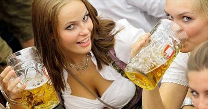 Немецкие обычаи, которые кажутся нам странными. 9 оригинальных привычек жителей Германии.