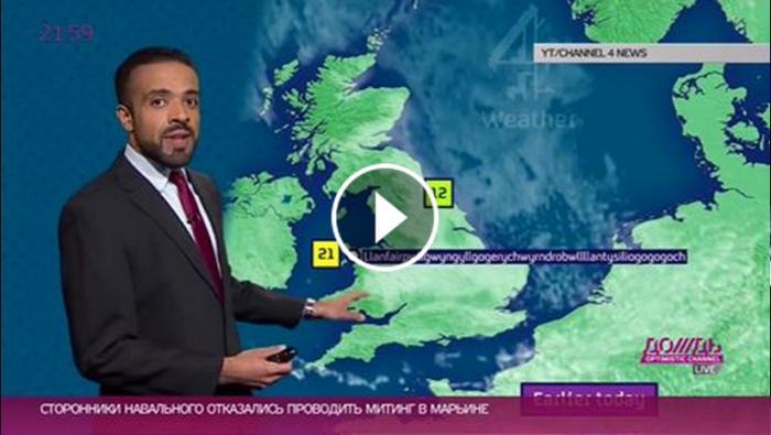 Как Павел Лобков сделал своего коллегу — британского метеоролога