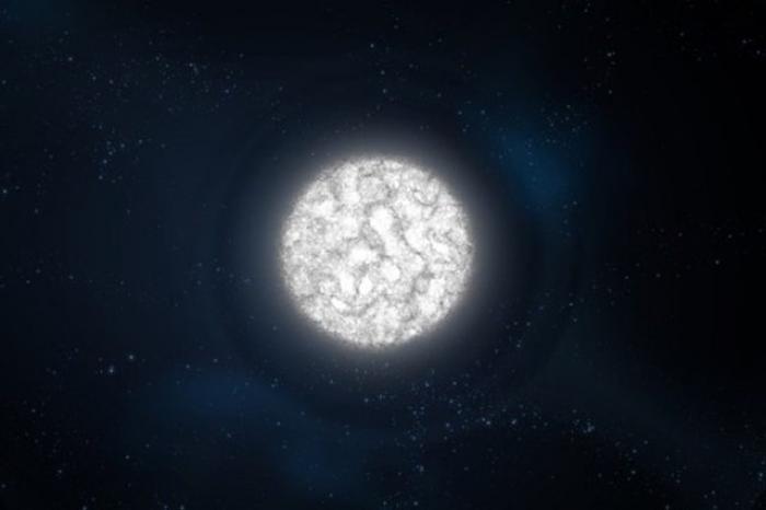 Астрономы обнаружили уничтожающую планеты «звезду смерти»