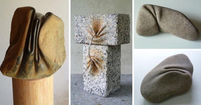 Испанец овладел искусством мять камни