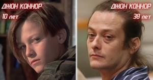 Знаменитые актеры из 90-х тогда и сейчас