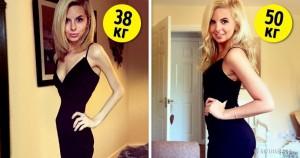 Эти девушки рассказали всему миру, почему рады каждому лишнему килограмму