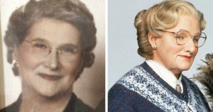 20 знаменитостей, у которых были двойники в прошлом