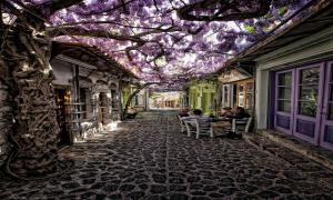 Самые красивые улицы Греции