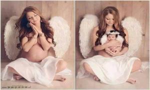 Беременность: До и после