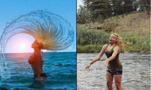 Девушки, море и фото...