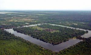 Величественный и загадочный Ангкор-Ват, Камбоджа.