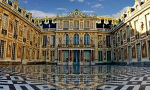 Версальский дворец - парадный дворец
