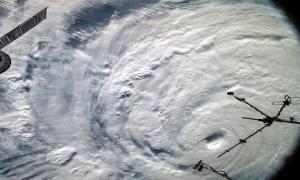 Умопомрачительные снимки прямо из космоса.