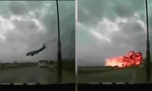 Самые шокирующие кадры снятые видео регистратором