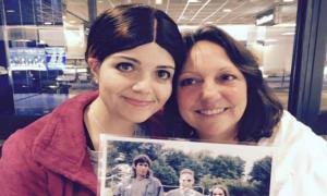 Мать спасла жизнь незнакомой девушки, отдав ей сердце своего погибшего сына