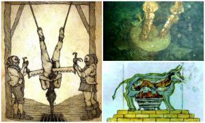 15 самых жестоких пыток, обрекающих жертву на медленную смерть