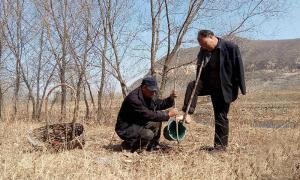 Этот слепец и его безрукий друг за 10 лет посадили больше 10 000 деревьев... Результат впечатляет!