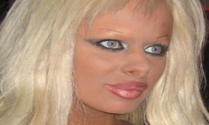 26 самых ярких ужасов макияжа.