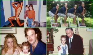 20 адских семейных фото
