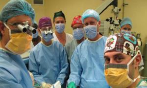 Первая успешная операция по пересадке пениса