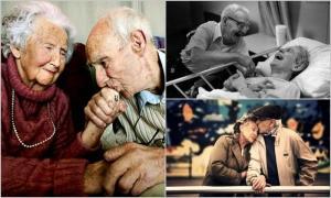 Прелестные пожилые пары