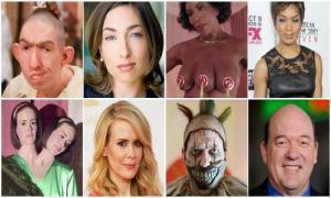 Актеры «Американской истории ужасов» на экране и в жизни