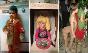15 странных детских костюмов, за которые они долго будут мстить своим родителям.