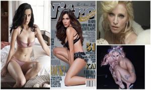 Как выглядят героини обложек журналов до обработки фотошопом