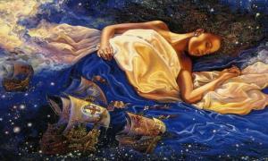 7 правил хороших сновидений