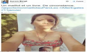 Французские женщины запустили гневный флешмоб в Сети - ФОТО