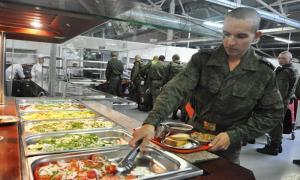 Чем кормят солдат в армиях различных стран мира