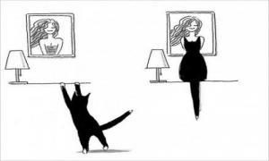 Комиксы с неожиданным поворотом