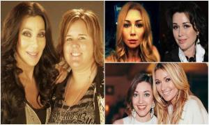 7 звезд, которые выглядят лучше своих дочерей
