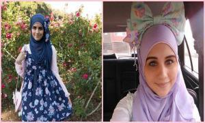 Новый тренд — мусульманская Лолита (14 фото)