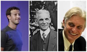10 человек, которые бросили учебу и разбогатели