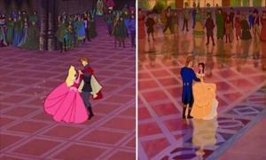 А вы знали, что Дисней использует свои сцены повторно в разных мультфильмах?