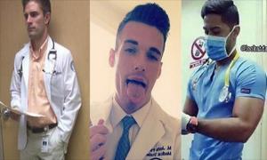 26 горячих врачей, увидев которых, девушки захотят заболеть!