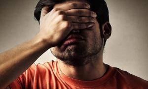 Почему во всем виноват мужчина?