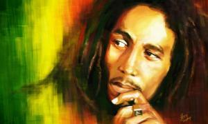 Боб Марли о любви