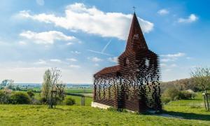 Прозрачная церковь – невероятный проект молодых архитекторов!