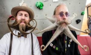 18 фотографий с чемпионата мира по бороде и усам 2015
