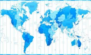 10 удивительных фактов о часовых поясах нашей планеты
